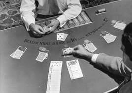 blackjack history-SA