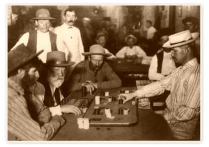 poker history-SA