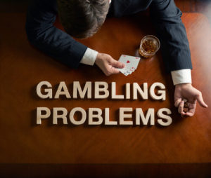 Gambling problems-SA