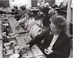 bingo history-SA