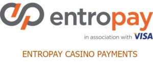 Entropay Online Casinos