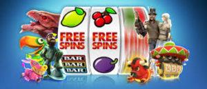 free spins casinos online