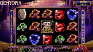 Gemtopia Slot Review