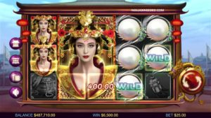 New Wu Zetian Slot from Realtime Gaming