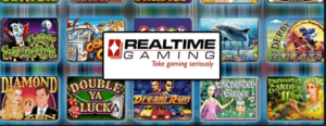 Realtime Gaming Online Slots