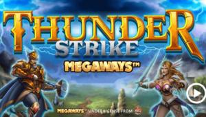 Thunder Strike Megaways Online Slot